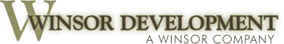 Winsor Development Corporation Logo